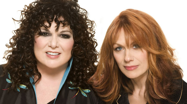 Heart S Ann And Nancy Wilson Paul Harris Online
